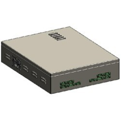 Central control unit for GSRD-03 (Complete unit)