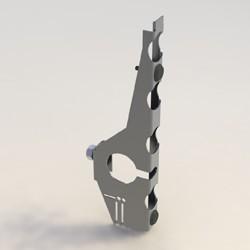 Kit Side Holder Support AG90/200
