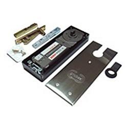 Floor door closer GS-84 without retention for pivoting doors HS-202P